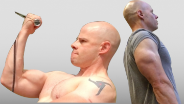 5 tipe to build stronger arms