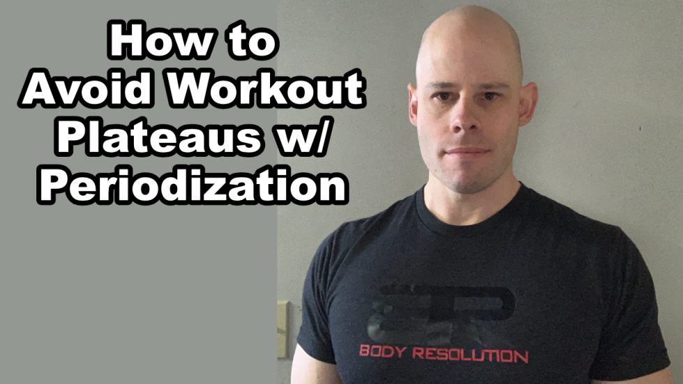 how to avoid workout plateaus