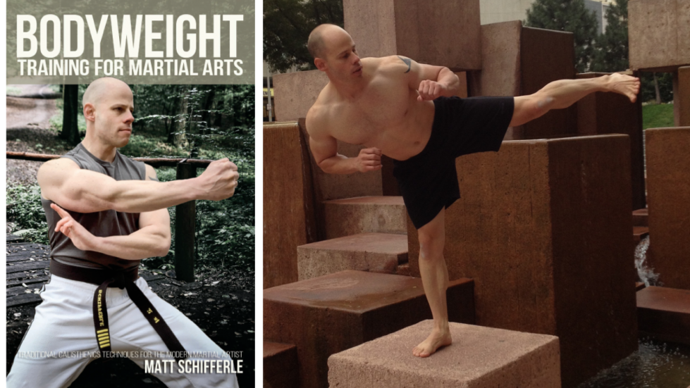 bodyweight training and martial arts