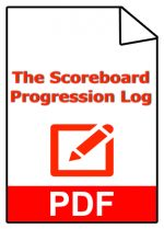 The Scoreboard Progression Log