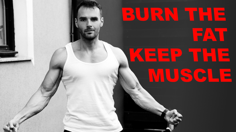 Burn fat build muscle w/ Adorian Moldovan