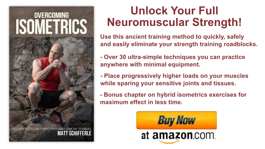 overcoming isometrics on amazon