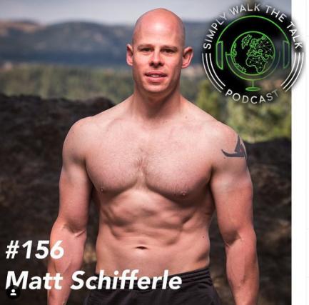 Simply Walk the talk Podcast Matt Schifferle