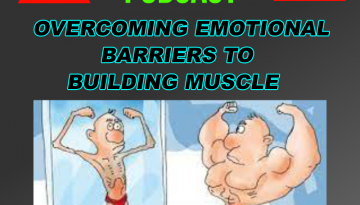 emotional barriers to building muscle