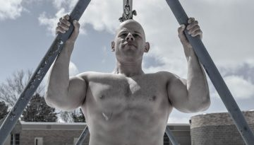 Building muscle with calisthenics