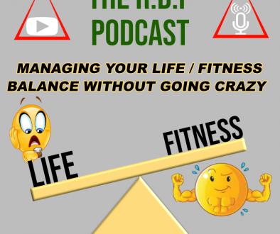 workout life balance